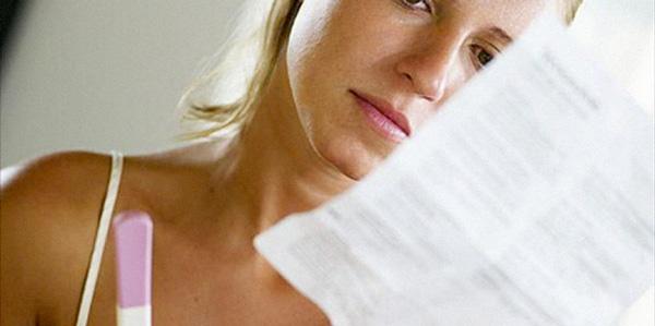 Come affrontare un test di gravidanza negativo